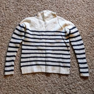Ann Taylor Wool and Cashmere Sweater
